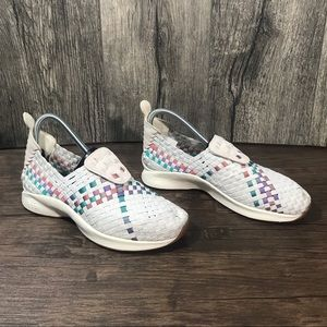 Nike Air Woven Sail Red Stardust Shoes
